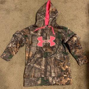 XS Under Armour Sweatshirt